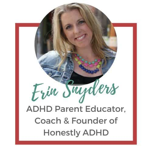 ADHD Parent Educator